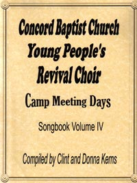 Camp Meeting Days