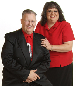 Dr. Clint and Donna Kerns