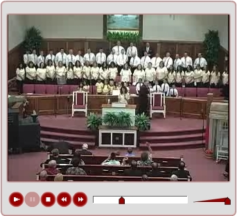 Amanda Ferguson and Choir sing Precious Jesus