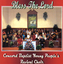 Concord Baptist Revival Choir - Bless the Lord